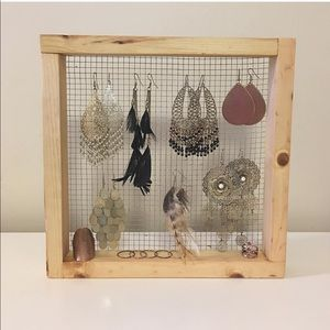 Other - Earring/Jewellery Organizer